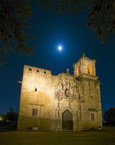 Mission, San Antonio, Texas