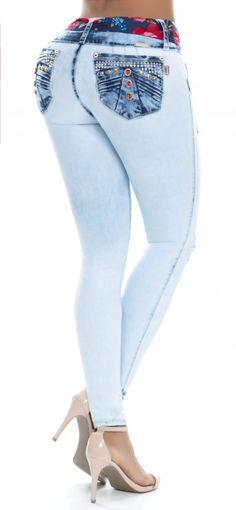 Jeans levanta cola LUJURIA 78759