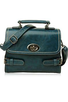 Candy Color Shoulder Bag
