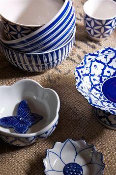 #blue #bowls