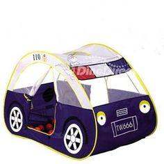 Etentore Lovely Environmental Harmless Car Shaped Kids Play Tent, Australia - DinoDirect.com