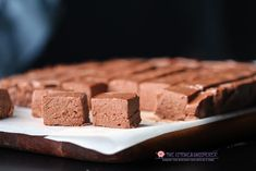 This is truly the Ultimate Easy Creamy No-Fail Chocolate Fudge. Just a few minutes is all it takes to make this seriously delicious, super creamy, no fail fudge! best fudge recipe, easy chocolate fudge, no fail christmas fudge, Mom's fudge recipe, #fudge #chocolatefudge #christmascandy Creamy Fudge Recipe, Classic Fudge Recipe, Best Fudge Recipe, Fudge Recipes, Candy Recipes, Dessert Recipes, Easy Chocolate Fudge, Chocolate Recipes, Fudge With Condensed Milk