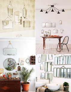 51 best Mirror Walls images on Pinterest in 2018   Sweet home     Mirror Wall