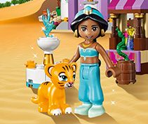 Jasmína - Hra na schovávanou - Hry - Disney LEGO.com