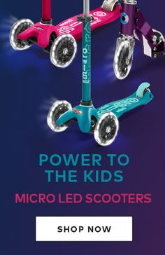 LED Scooters Micro Scooter, Scooters, Led, Baby Things, Christmas, Ideas, Xmas, Motor Scooters, Navidad