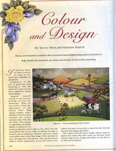 Australian Folk Art & Decorative Painting - Zecatelier - Álbuns da web do Picasa