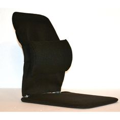 Found it at Wayfair - Seat Back Cushion with Adjustable Lumbar Support