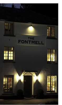 The Fontmell - A classic country pub in Fontmell Magna, Dorset. Fab food and great accommodation. As recommended by Alastair Sawday - you can't go wrong!