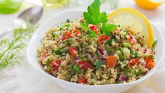 Quinoa Kosher for Passover . top 20 Quinoa Kosher for Passover . is Quinoa Kosher for Passover Quinoa Tabbouleh, Bulgur Salad, Tabbouleh Recipe, Lentil Salad, Bean Salad, Couscous, Greek Salad Recipes, Vegetarian Salad Recipes, Healthy Dishes