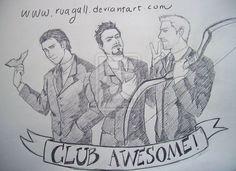 Club Awesome by RuaGall.deviantart.com on @deviantART