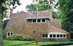 J.F. Staal, Villa De Ark, Park Meerwijk, Bergen 1918