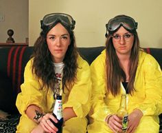 'Breaking Bad' may have wrapped up earlier this year, but the memory can still live on this Halloween! #Inspiration