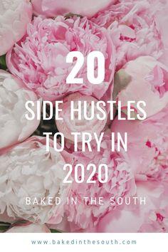 20 Side Hustles to Start in 2020!
