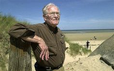 """Major Richard """"Dick"""" Winters, passed away in January 2011 at the age of 92"""