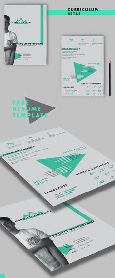 261 best resume examples images on Pinterest in 2018