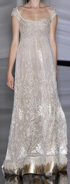 .Ellie Saab - the bottom of this dress