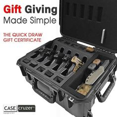 ======> @casecruzer:Give Dad a CaseCruzer Gift Certificate 🎁! Receive a FREE 10% off code* for use towards your Quick Draw Handgun Case order when you purchase a Gift Certificate now through June 18, 2017 - Get yours now at www.CaseCruzer.com *Code will be found on your Gift Certificate and is valid for 6 months - -  #EDC #2a #guncommunity #gunsgunsguns #casecruzer #guncases #handguncases #pistols #glock #beretta #guns #handgun #pistol #pewpew #everydaycarry #gunsdaily #fathersday…