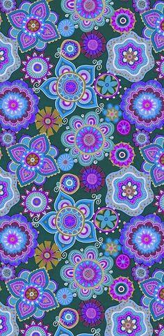 60 Ideas For Wall Paper Whatsapp Pattern Art Prints Flower Wallpaper, Pattern Wallpaper, Wallpaper Backgrounds, Mobile Wallpaper, Surface Pattern Design, Pattern Art, Motif Floral, Floral Patterns, Pretty Patterns