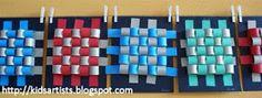 Wavy weavings - with tp rolls
