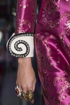 Gucci at Milan Fashion Week Fall 2017
