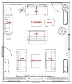 Living Room Michael Hampton Design  Furniture Plans  Pinterest Prepossessing How To Layout A Living Room Decorating Inspiration