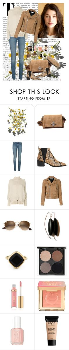 """Untitled #536"" by amalisesto ❤ liked on Polyvore featuring Yves Saint Laurent, Whistles, Isabel Marant, Sole Society, Christian Dior, Too Faced Cosmetics, Essie, NYX and Janessa Leone"