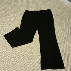 Size 15 Star City Black Trouser Pants Rare odd numbered pants that are a must for your collection! star city Pants Trousers