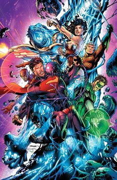 Read Justice League Volume 02 Villans Journey online | Read Justice League…