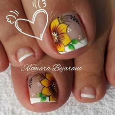 Gel Toe Nails, Gel Toes, Manicure And Pedicure, Nail Designs, Hair Beauty, Toe Nail Art, Nail Arts, Art Nails, Designed Nails