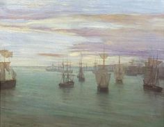James Whistler - Valparaiso