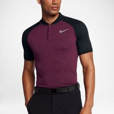 c18f907e Find the Nike Raglan Men's Slim Fit Golf Polo at Nike.com. Free delivery
