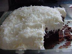 Susan Recipe: MOUNDS CAKE