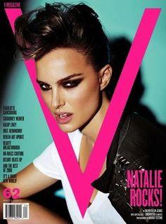 V Magazine November 2009 Cover (V Magazine)
