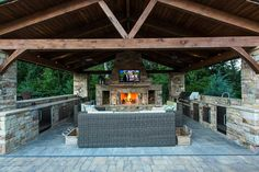 Outdoor Kitchen: Easy to Build, Cheap and Very Practical | http://www.designrulz.com/design/2014/09/practical-outdoor-kitchen/