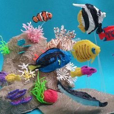 Using 3D pens-Taking inspiration from nature, our community shows the diversity of the Living World and how even the smallest creatures can lead the way to creativity.
