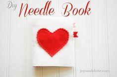 Diy Needle Book!