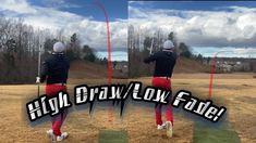 Hey guys! Welcome back! In this video I explain how I like to hit the High Draw & the Low Fade! 2 of my favorite shots to hit! I hope this video helps you out with these shots so you can go out and show off for your buddies or go out and win your [...] The post How To: High Draw & Low Fade appeared first on FOGOLF.