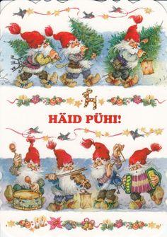 New single Christmas card by Gracia Arias/Juan Vernet