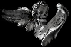 Today Me, Tomorrow You: Rome's Memento Mori Tombs Sculpture Du Bernin, Bernini Sculpture, Statue Tattoo, Memento Mori, Skull Reference, Famous Sculptures, Arte Obscura, Desenho Tattoo, Tattoo Ideas