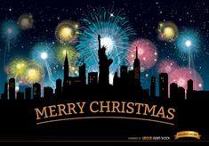 Antecedentes Manhattan Navidad