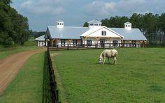 Albany, GA barn
