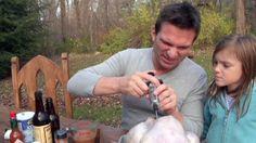 Bill Weir's Deep Fried Turkey
