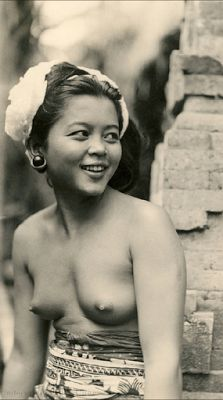Old Bali Island Photograpy #Vintage #BW