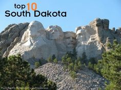 Top 10 things to do with kids in South Dakota, including: -Mount Rushmore -Monuments -Gold panning -Stunning wildlife -Much more Pin now & travel later...