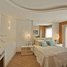 Construindo Minha Casa Clean #quarto #casal #clean #janelao