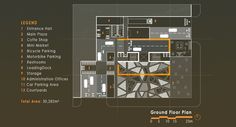 cool architectural design graphics and layout by FC2STUDIO