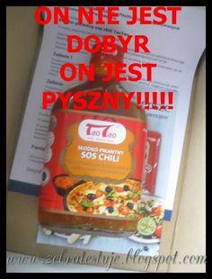 Zebra Testuje: Tao Tao - Słodko-pikantny sos chili – PYSZNY!