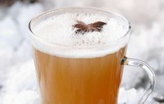 This bracing drink comes from Fuglen. If using apple cider, choose one that's all apples with no added spices.