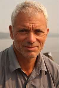Jeremy Wade,  of River Monsters