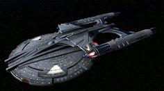 Starfleet ships.  TEMPEST class assault cruiser.